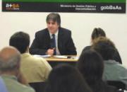 Roy Cortina se reunión con los medios barriales porteños - 16 de febrero de 2007