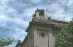 Antiguo Edificio de Obras Sanitarias, hoy AySa, Depósito de Gravitación Villa Devoto