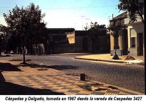 Céspedes y Delgado, foto de 1967