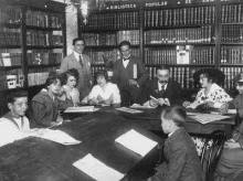 Sala Biblioteca San Bernardo