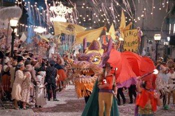 Los Carnavales en Barracas a fines del siglo pasado