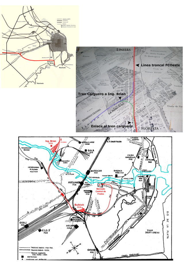 Planos del Tren Carguero