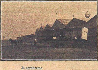 Hangares en Villla Lugano
