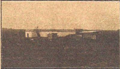 Primeras Casas de la primera década (1910) en Villa Lugano