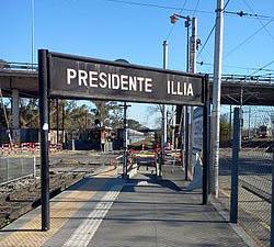 Estación Pte. Illia