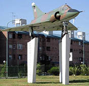 Avión Mirage