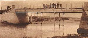 Viejo puente La Noria