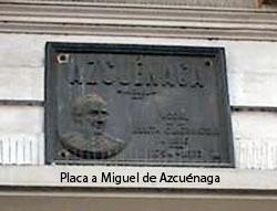 Miguel de Azcuénada