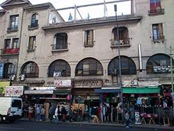 Mercado Once de Septiembre