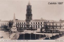 Cabildo de Buenos Aires en 1887