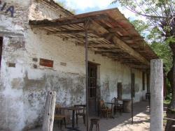 Los caminos, viajes, postas y pulperías en 1816 - Camino de las pulperías en Mercedes - Mabel Crego