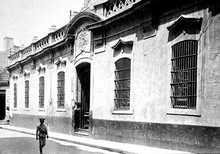 Casa de la Virreyna Vieja
