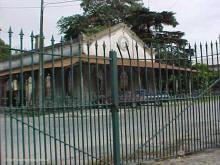 """""""Castillo del Ombú"""" - Estación del Ferrocarril"""