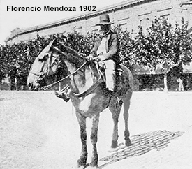 Florencio Mendoza