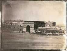 Demolición del Fuerte de Buenos Aires