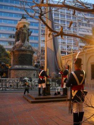 El Mausoleo de Manuel Belgrano