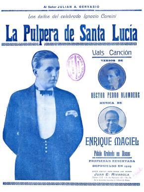 La Pulpera de Santa Lucía