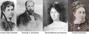 Sentimientos Ocultos de Sarmiento, por Mabel Crego