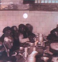 obreros que asistían a la iglesia de Santa Felicitas
