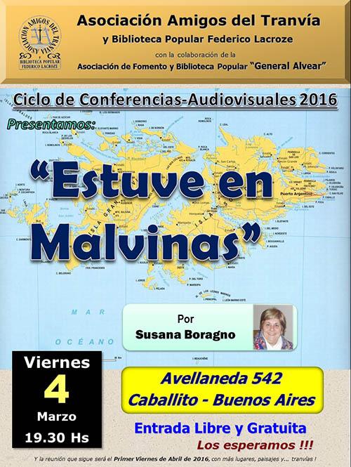 Vocabulario Gauchesco en las Islas Malvinas por Susana Boragno