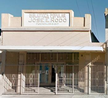 Biblioteca Popular José Enrique Rodó