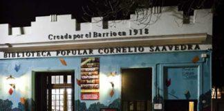 Biblioteca Popular Cornelio Saavedra