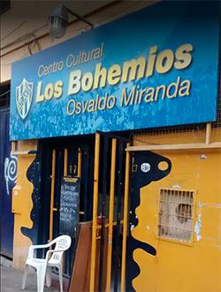 Centro Cultural Los Bohemios Osvaldo Miranda