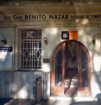 Centro Médico Barrial (C.M.B.) Nº 27