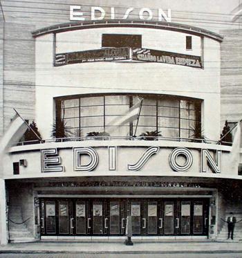 Cine y Teatro Edison