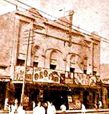 Cine Familiar Parque Chas