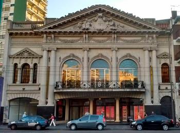 Cine Teatro 25 de Mayo