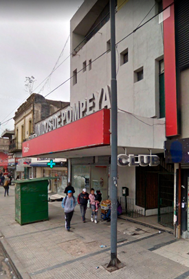 Club Social y Deportivo Unidos de Pompeya