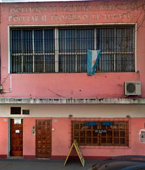 Asociación de Fomento y Biblioteca Popular El Progreso de Lugano