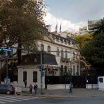 Embajada de España: Av. del Libertador 2075