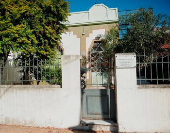 Casa donde filmaron escenas de Esperando la carrozaCasa donde filmaron escenas de Esperando la carroza