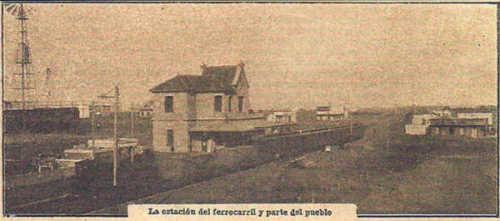 Estación de Ferrocarril de Villa Lugano