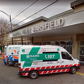 Hospital Vélez Sarsfield