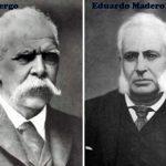 Luis Huergo y Eduardo Madero