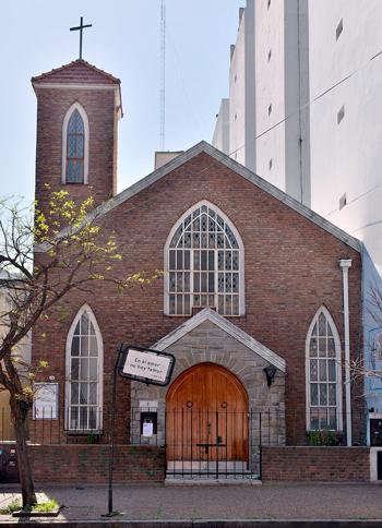 Iglesia Evangélica Metodista de la congregación de Liniers