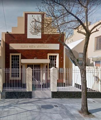 Iglesia Nueva Apostolica Conde 3733