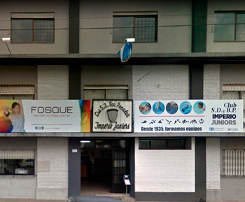 Club Social y deportivo y biblioteca popular Imperio Juniors