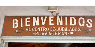 Centro de Jubilados de Plaza Teran