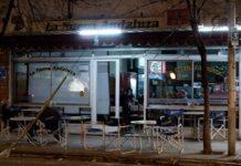 La Nueva Andaluza: café ubicado en Camarones 1412
