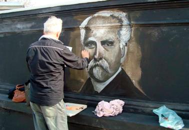 Mural Antonio Devoto