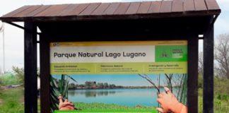 Parque Natural Lago Lugano