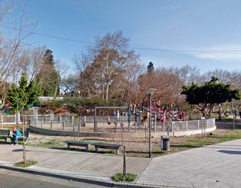 Plaza de los niños, Dr. Carlos María Gianantonio