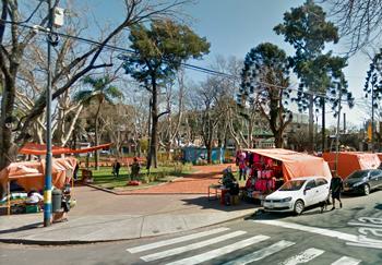 Plaza Matheu