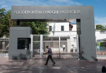 Polideportivo Parque Patricios Pepirí 135