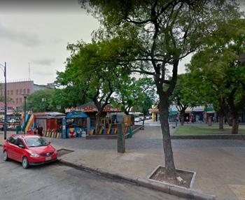 Plaza Nueva Pompeya