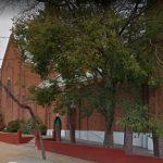 Iglesia de San Patricio: Estomba 1942